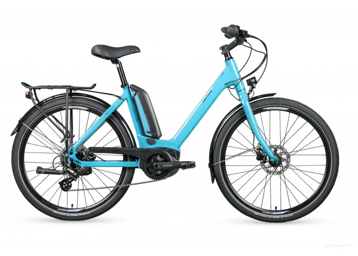 Gepida Reptila 800 Electric Bike