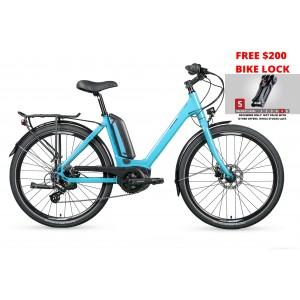 Gepida Reptila 800 Electric Bike