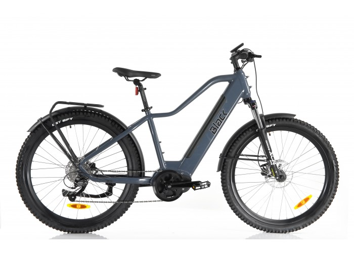 Black ATB-H (All Terrain) Electric Bike