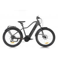 Black ATB-H (All Terrain) Electric Bike 48V