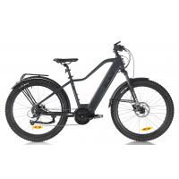 Black ATB-H (All Terrain) Electric Bike