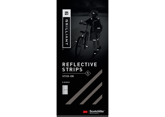 Brilliant Reflective Strips
