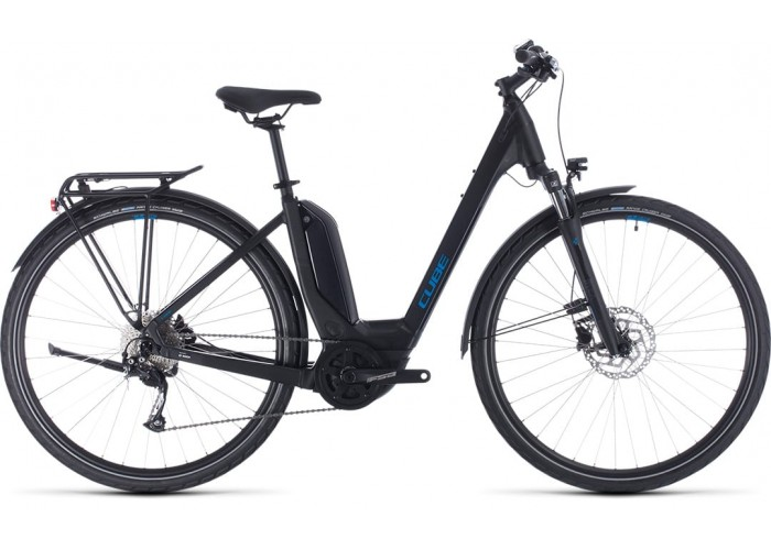 Cube Touring Hybrid One 500 – Easy Entry
