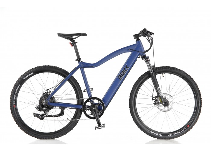 Black Trail Electric Bike