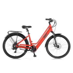 Black City Electric Bike