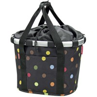 KLICKfix Bike Basket Dots