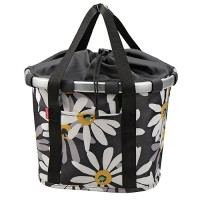 KLICKfix Bike Basket margarite