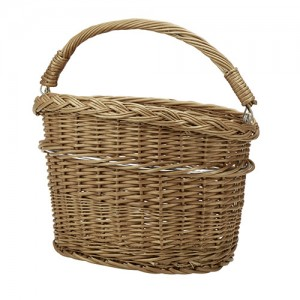 KLICKfix Wicker Basket Mini
