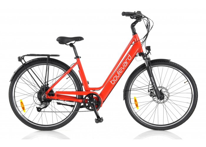 Boulevard City Electric Bike