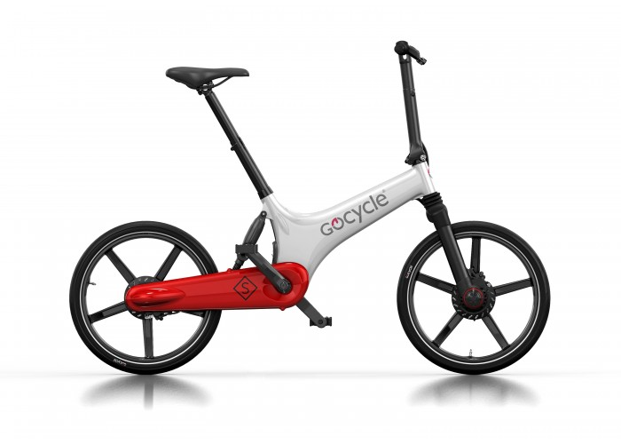Gocycle GS Electric Bike ex demo
